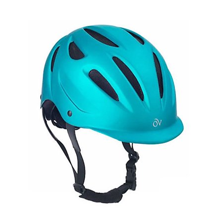 - Ovation Metallic Protege Helmet M/L Teal