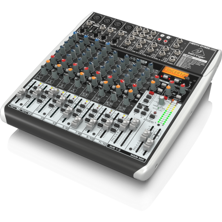 behringer qx1622usb 16 input 2 2 bus usb audio interface mixer w xenyx mic preamps. Black Bedroom Furniture Sets. Home Design Ideas