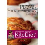 Pizzas y tortas saladas (Kilodiet) - eBook