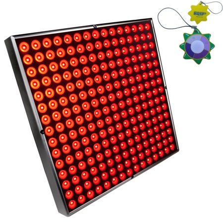 Hqrp 12 Quot X 12 Quot Square High Power 45w 225 Led Red Grow