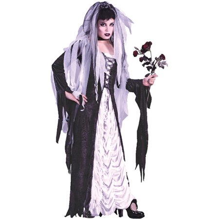 Bride Of Darkness Adult Halloween - Undead Bride Halloween Costume
