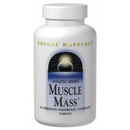 Muscle Mass Complex - 60 Tablets by Source