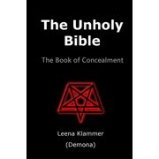 The Unholy Bible (Paperback)
