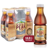 Gold Peak Diet Iced Tea, 16.9 fl oz (12 bottles)