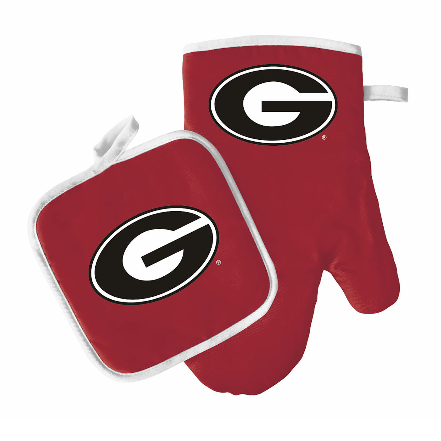 Georgia Bulldogs NCAA Officially Licensed Badge Reel