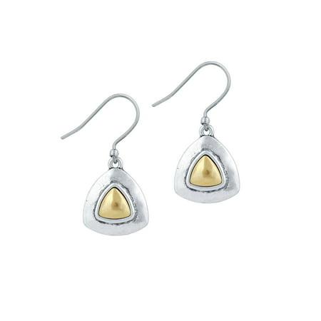 Pyramid Dangle & Drop Earrings Bar Drop Dangle Earrings