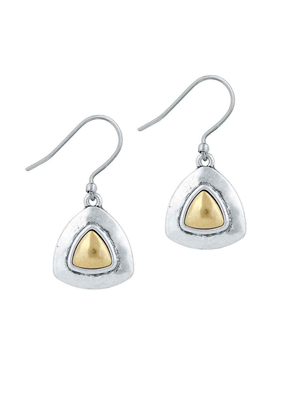 Pyramid Dangle & Drop Earrings