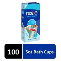 Dixie 5oz Multi-Purpose Paper Cups, 100ct