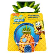 Penn-Plax SpongeBob Mini Figures Assorted Aquarium Decoration, Character May Vary