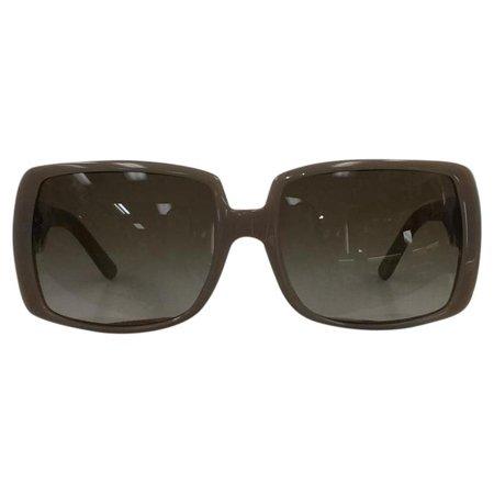 Like New Burberry B 4095 3047/13 Brown Plastic Sunglasses (New Burberry Sunglasses)