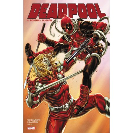 Deadpool by Posehn & Duggan: The Complete Collection Vol. 4 (Deadpool Comic 1)