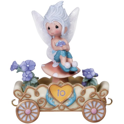 Precious Moments Disney Birthday Parade Periwinkle 10th Birthday Figurine by Precious Moments