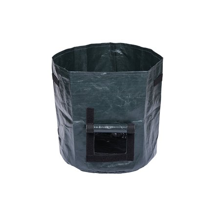 Potato Growing Bag, Vegetable Garden Planter Bags/Container with Flap and Handles Aeration Fabric Pots Heavy Dut