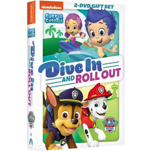 Paw Patrol / Bubble Guppies: Dive In and Roll Out (Widescreen, Full Frame)