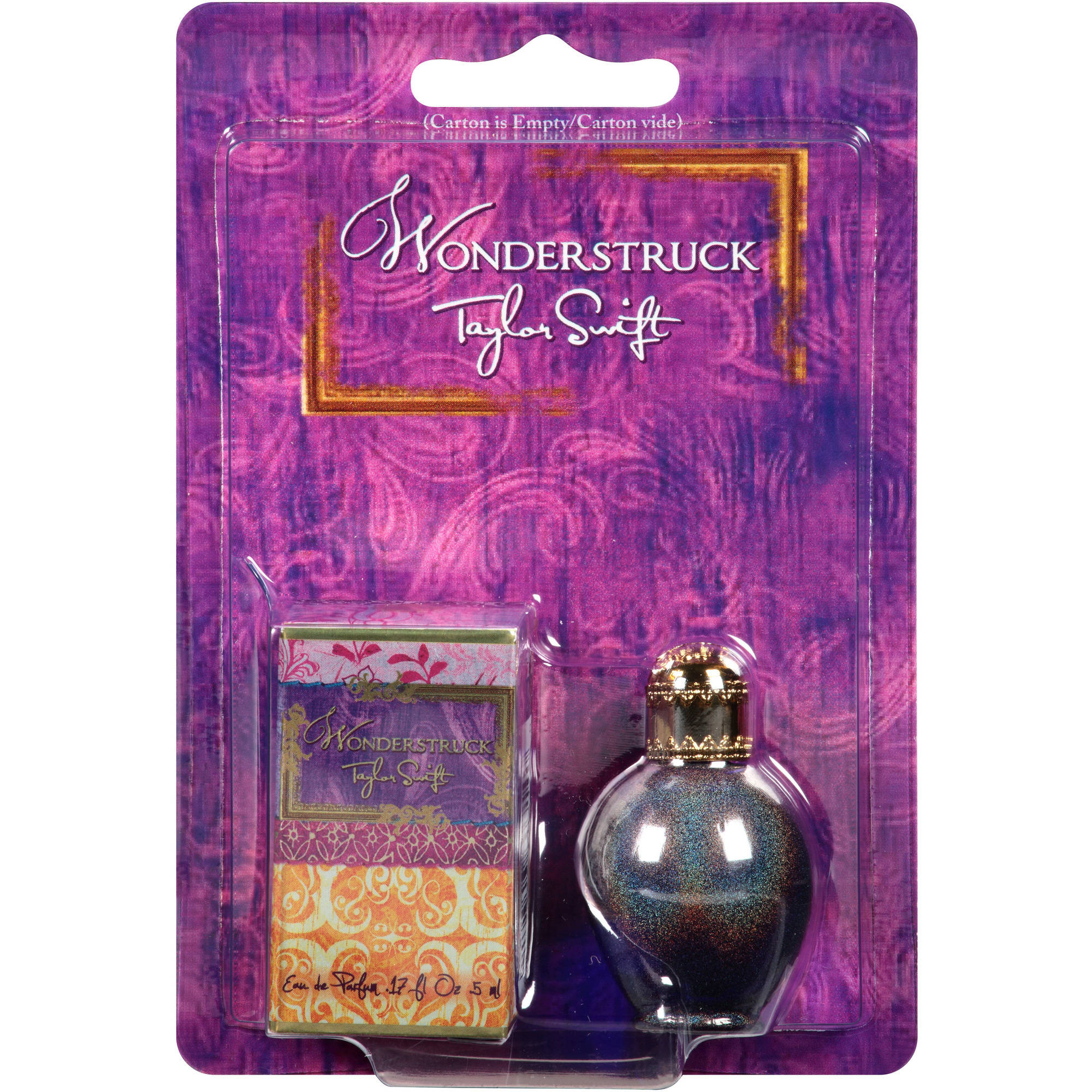 Taylor Swift Wonderstruck Eau de Parfum Mini, 0.17 fl oz