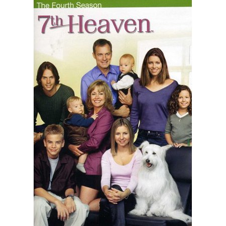 7Th Heaven  The Fourth Season    Dvd
