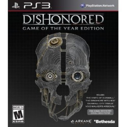Dishonored Game of the Year Edition (PS3)