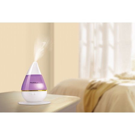 iMounTEK 7-Color LED Ultrasonic Essential Oil Aroma Diffuser and Humidifier