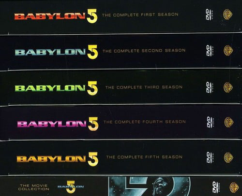 Babylon 5: Complete Series with Movies by WARNER HOME ENTERTAINMENT