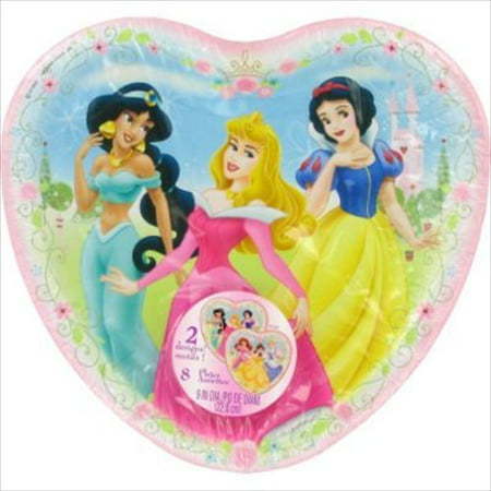 Disney Princess 'Fairy-Tale Friends' Large Paper Plates (8ct)
