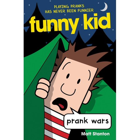 Funny Kid #3: Prank Wars - eBook - Funny Office Pranks For Halloween