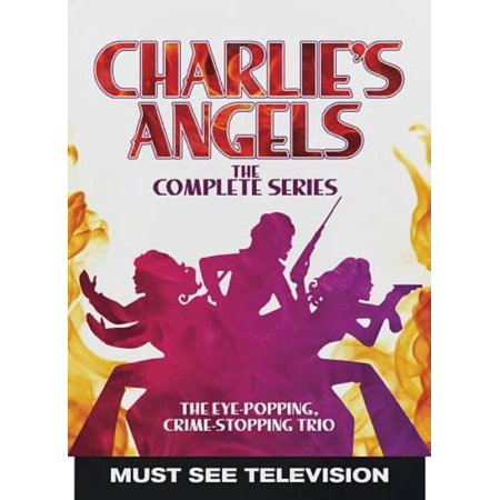 Charlie's Angels: The Complete Series DVD - image 1 de 1