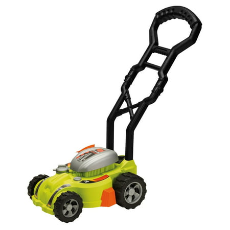 Tuff Tools Light and Sound Power Mower (Lawn Mower For Kids)