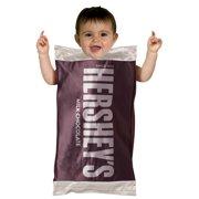Hershey's Bar Bunting Baby Halloween Costume