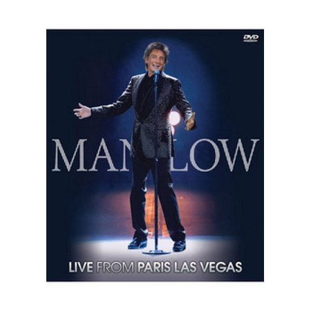 Barry Manilow Live From Paris Las Vegas (DVD)