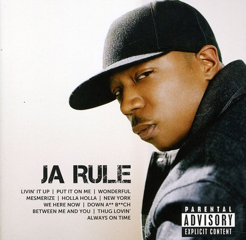 Ja Rule - Icon Series: Ja Rule (Explicit) (CD)