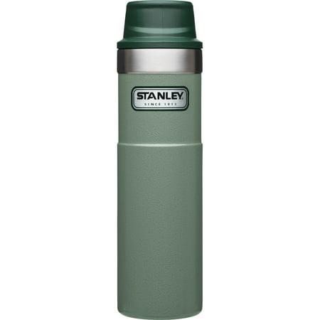Stanley Classic 20oz Trigger-Action Travel Mug (Green Travel Mug)