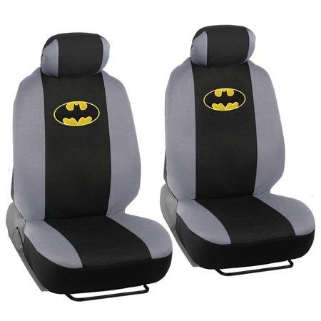 Batman Car Seat Cover Set With Floor Mats
