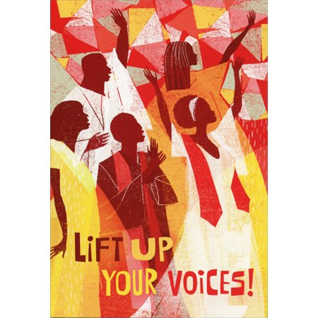 Hallmark Lift Up Your Voices African American Christmas