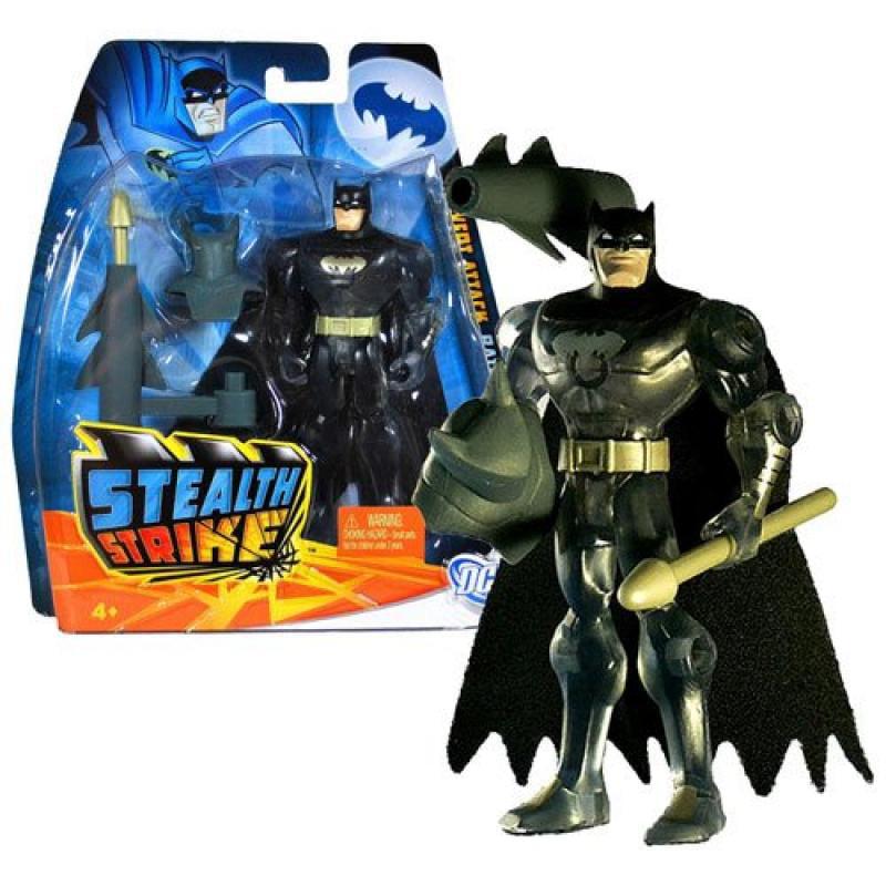 BATMAN BRAVE AND THE BOLD ATTACK SUB WITH BATMAN *NEW* Zabawki