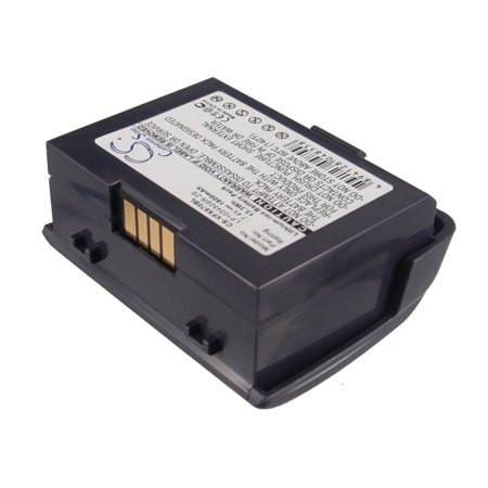 Wireless Credit Card Terminal - Cameron Sino 1800mAh Battery for VeriFone VX670, VX670 wireless terminal, vx670 wireless credit card machine