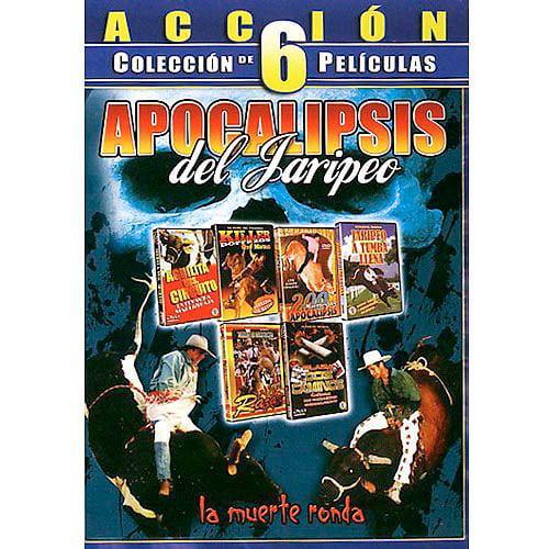 Apocalipsis Del Jaripeo: Coleccion De 6 Peliculas (Spanish)