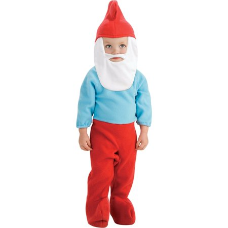 The Smurfs-Papa Smurf Infant/Toddler Costume - Halloween Costumes Smurfs