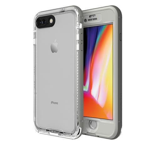 Lifeproof Nuud for iPhone 8 Plus, Black