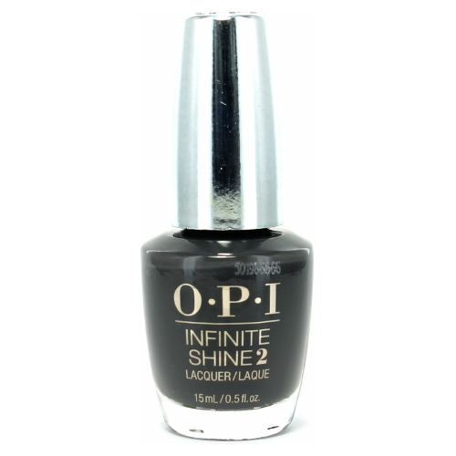 (6 Pack) OPI Infinite Shine Nail Lacquer Strong Coal ition