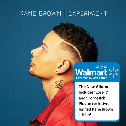 Experiment (CD) (Walmart Exclusive with Autographed Booklet)