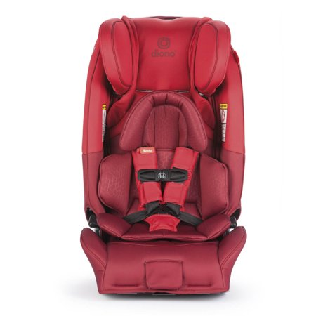 Diono Radian 3RXT Convertible Car Seat - Red - image 10 of 11