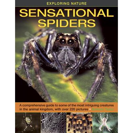 Exploring Nature: Sensational Spiders : A Comprehensive Guide to Some of the Most Intriguing Creatures in the Animal Kingdom, with Over 220 Pictures