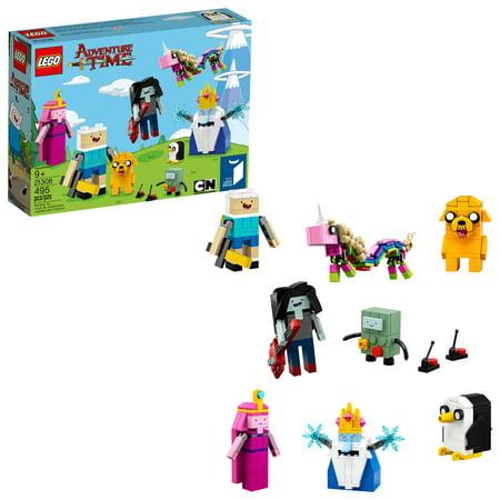 LEGO Ideas Adventure Time 21308 Building Set (495 - Sea Ideas