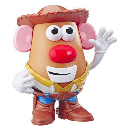 Disney/Pixar Toy Story 4 Mr. Potato Head Woody's Tater Roundup - Ms Potato Head