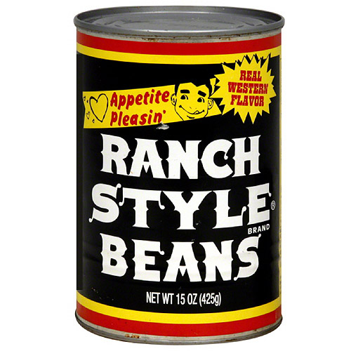 Ranch Style Beans, 15 oz (Pack of 12)