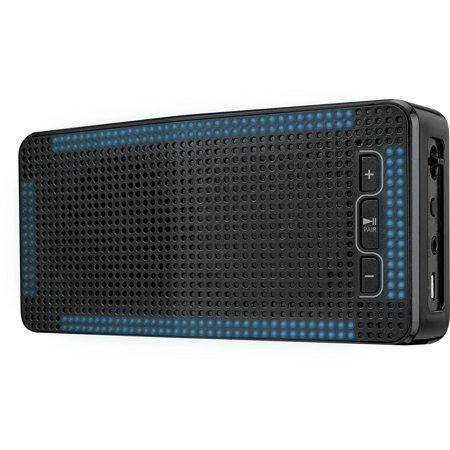 Ilive Isb225b Black Portable Wireless Speaker