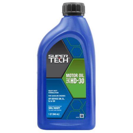 Super Tech Supertech 4 Cycle Engine Oil Sae 30 48