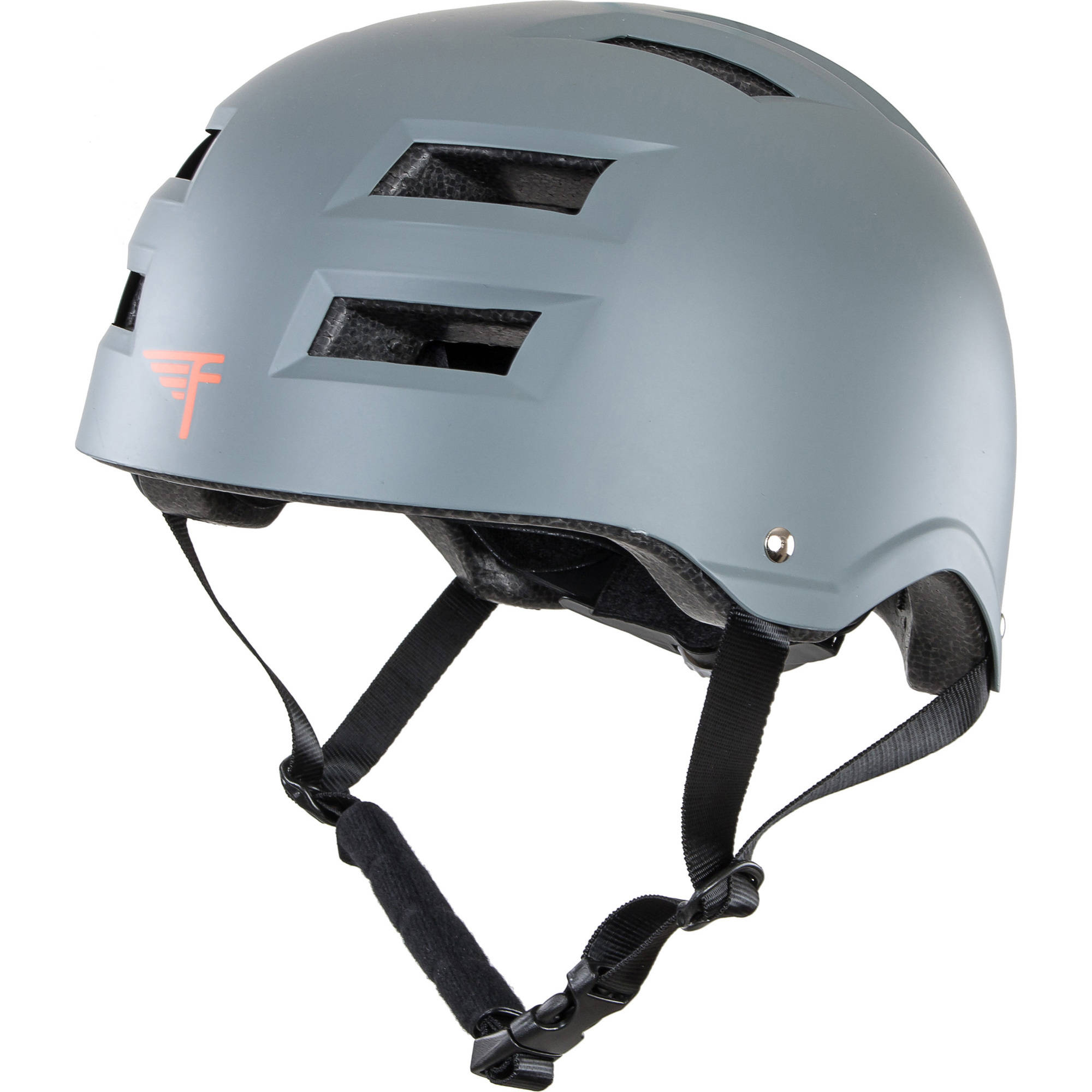 Flybar Multi Sport Helmet, Grey, L XL by Flybar