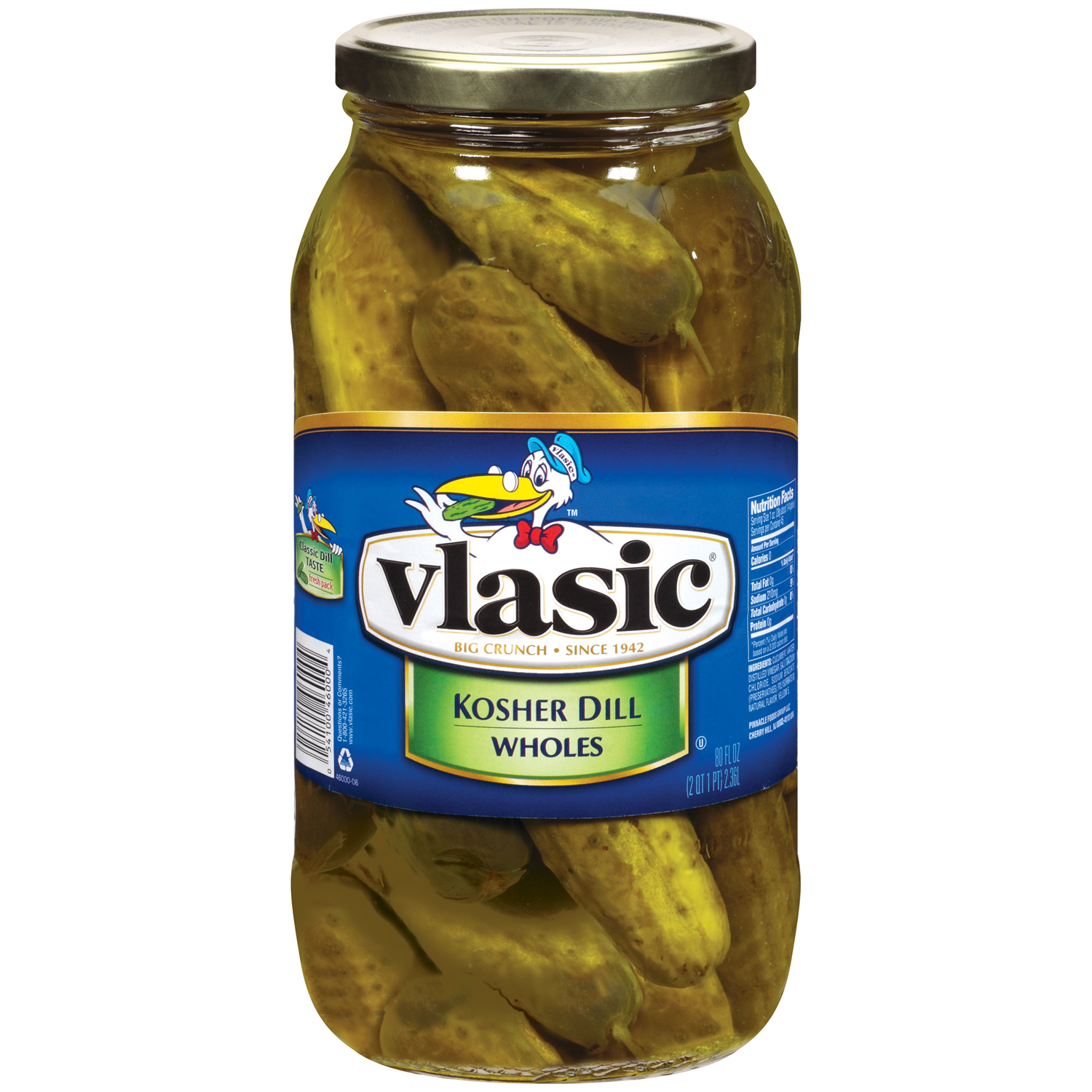 how to get the pickle smell out of a jar