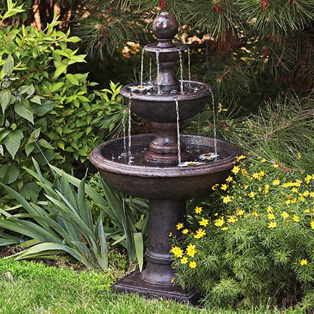 Better Homes And Gardens Florentine 3 Tier Fountain